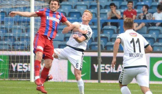 Atiker Konyaspor'da 2 yıllık imza!