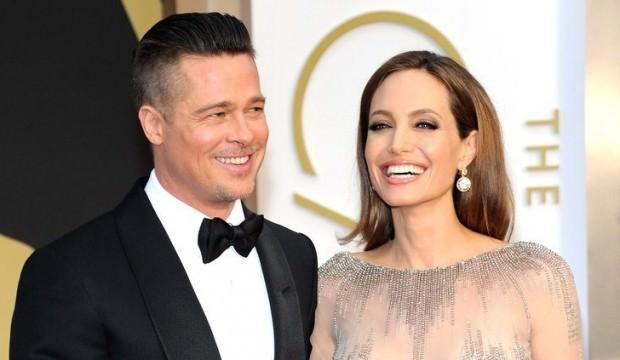 Brad Pitt çocukları için lüks otel odası kiraladı
