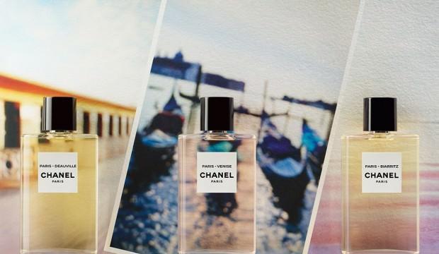 Chanel'den yeni parfüm koleksiyonu Les Eaux