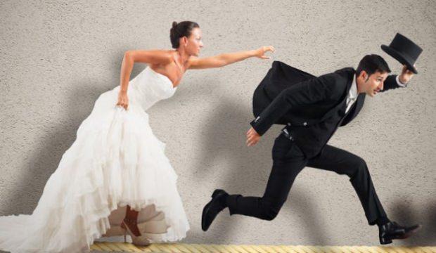 Erkekler neden evlilikten korkar?