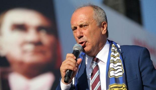Muharrem İnce, Cumhurbaşkanı Erdoğan'ın kazandığını kabul etti...