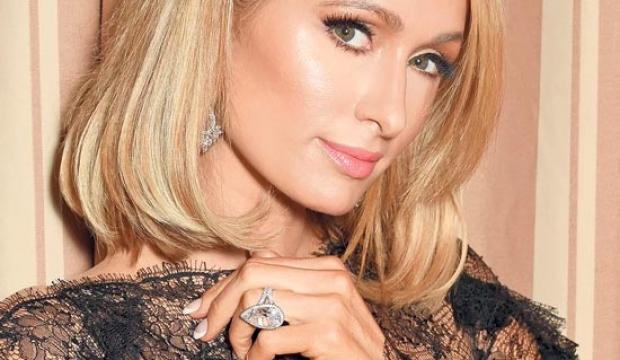 Paris Hilton yüzüğü çalınmasın diye önlemini aldı!