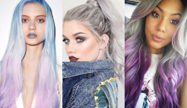 2018 yılının trend saç renkleri