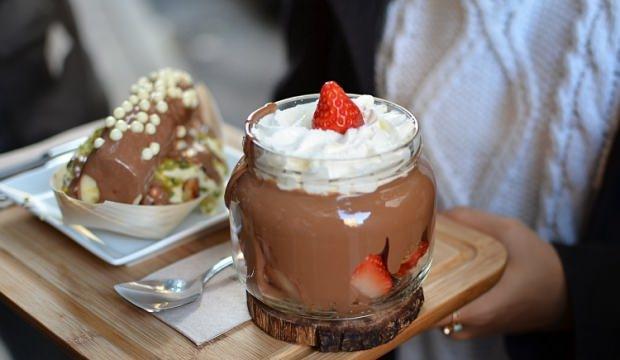 Çikolata kavanozu nasıl yapılır?
