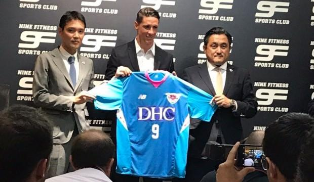 Fernando Torres'in yeni takımı açıklandı