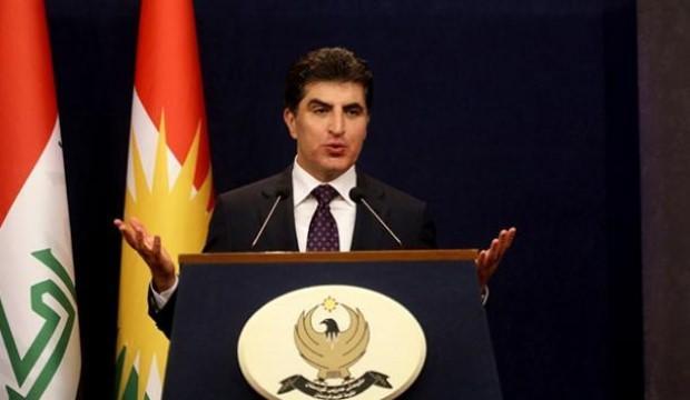 Neçirvan Barzani'den Türkiye açıklaması!