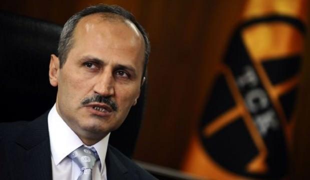 Ulaştırma Bakanı Turan'dan ilk mesaj