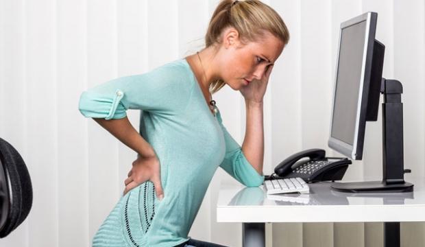 Sırt ağrılarından kurtulma yolları