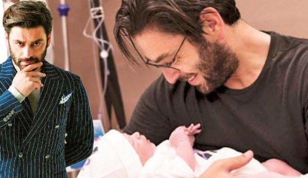 Ozan Akbaba baba oldu!