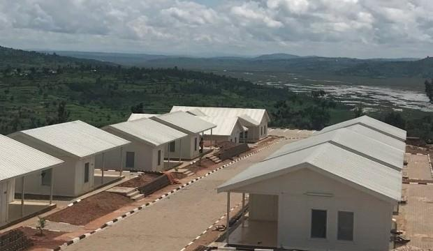 Vekon'dan Ruanda'ya ihracat