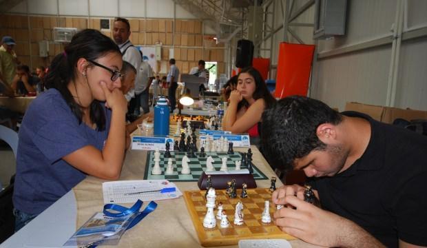4. Uluslararası Çubuk Belediyesi Satranç Turnuvası sona erdi