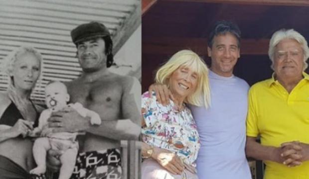 Arkın ailesi yıllar sonra aynı pozu verdi!