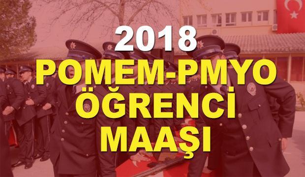 2018 POMEM ve PMYO öğrencileri kaç TL maaş alıyor?