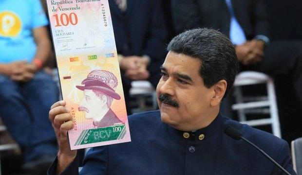 Maduro paradan 5 sıfır atacak!