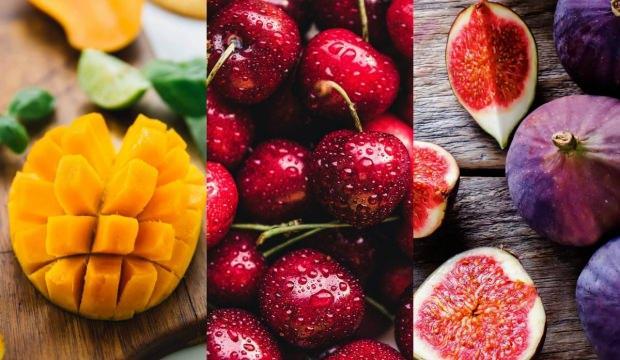 Şeker oranı yüksek meyveler