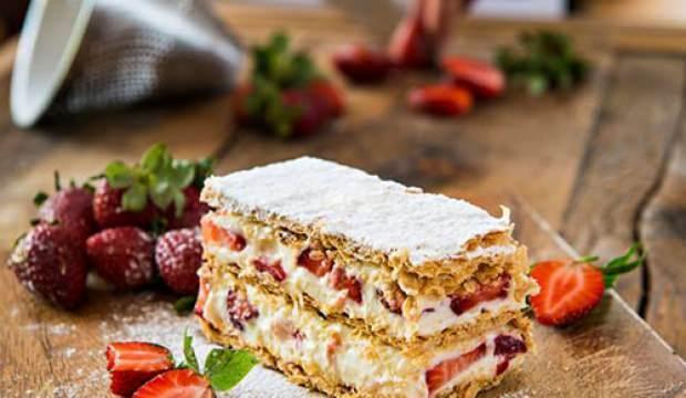 Dondurmalı Venedik keki tarifi