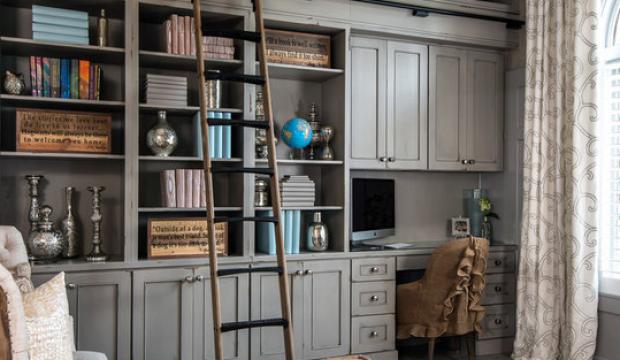 En farklı home office dekorasyon örnekleri