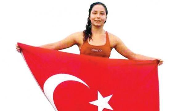 Manş Denizi'ni en hızlı geçen Türk kadını: Bengisu Avcı