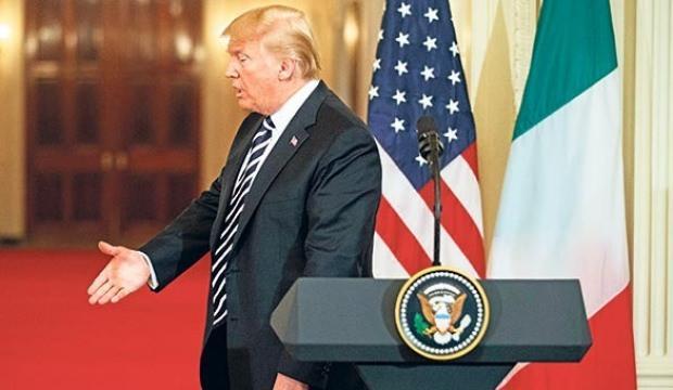 Trump'ın eli boş kaldı!