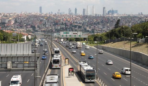 Yol çalışmasında metrobüs seferleri etkilenmeyecek