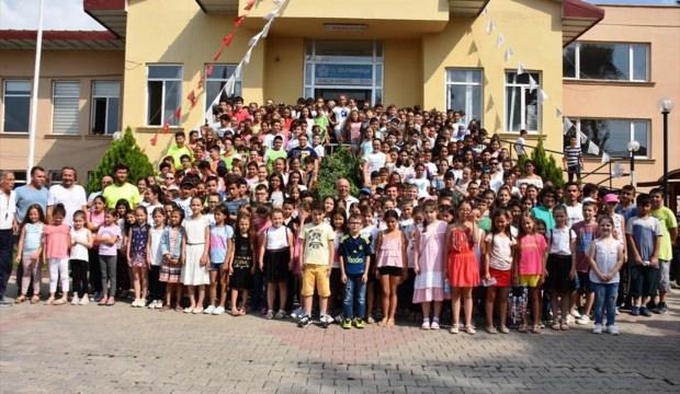 Süleymanpaşa Belediyesi yaz kursları sona erdi