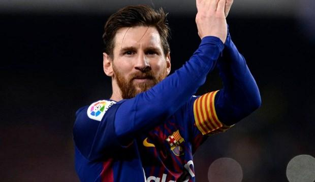 Messi'den 1 milyon Euro'luk bağış!