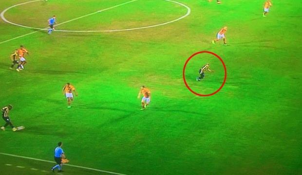 G.Saray maçında VAR devrede! Gol iptal edildi