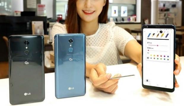 LG Q8 (2018) resmen duyuruldu
