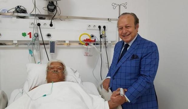 Malkoçoğlu'ndan sevindiren fotoğraf geldi