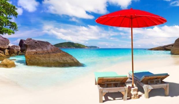 Plaj şemsiyelerinin rüzgarda uçmasını önleyen pratik yöntem