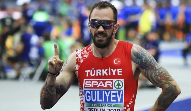 Ramil Guliyev'in gözü Bolt'un tahtında!