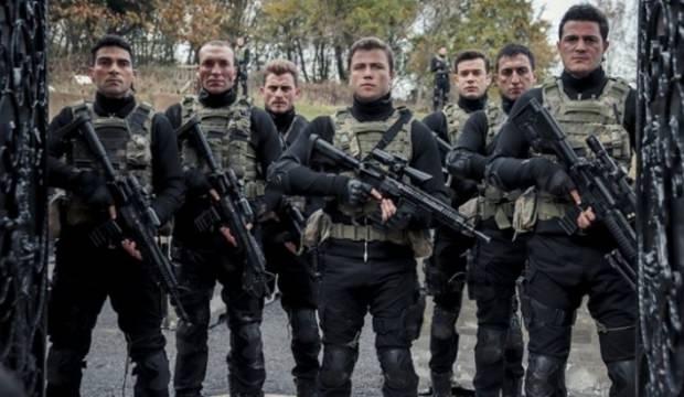 'Söz' dizisinde Tolga Sarıtaş'ın partneri belli oldu