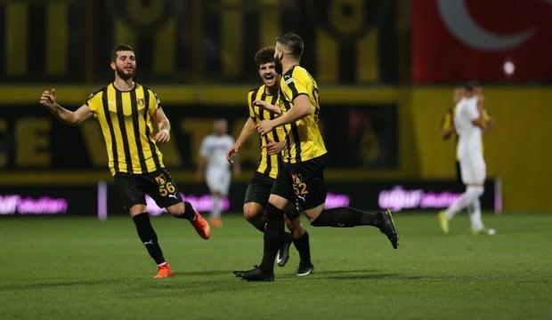 TFF 1. Lig'de 7 gollü çılgın maç!