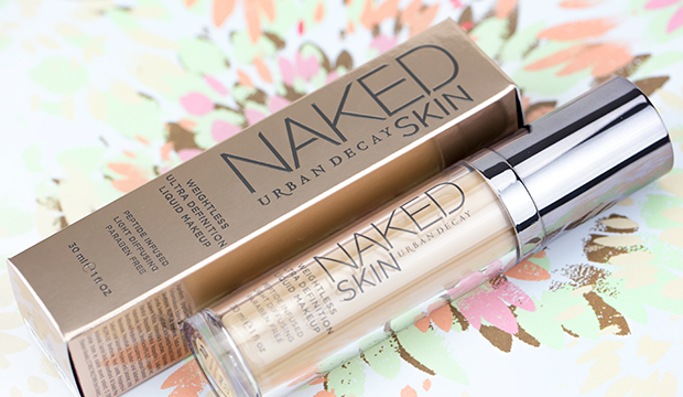 Urban Decay Naked Skin Weightless Complete Coverage Kapatıcı incelemesi