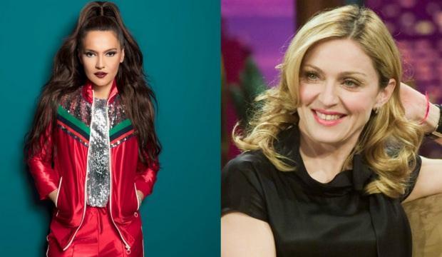 Madonna, Demet Akalın'a özendi!