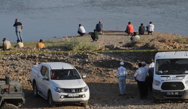 Dicle Nehri'ne giren 2 işçi kayboldu