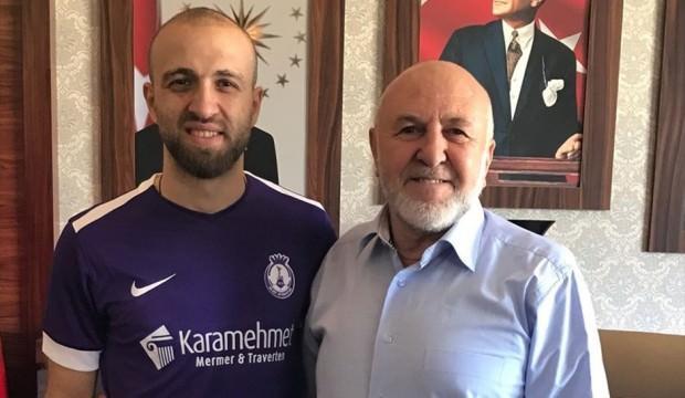 Osmanlıspor'dan Afyonspor'a! 1 yıllık imza