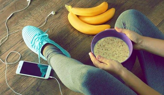 Spor sonrası tüketilmesi gereken besinler