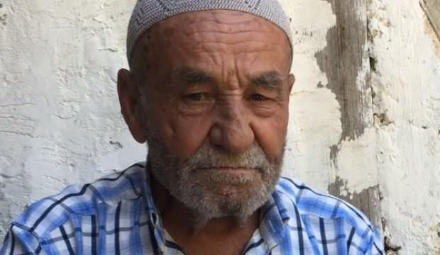 75 yaşındaki Ramazan Aydın her yerde aranıyor!