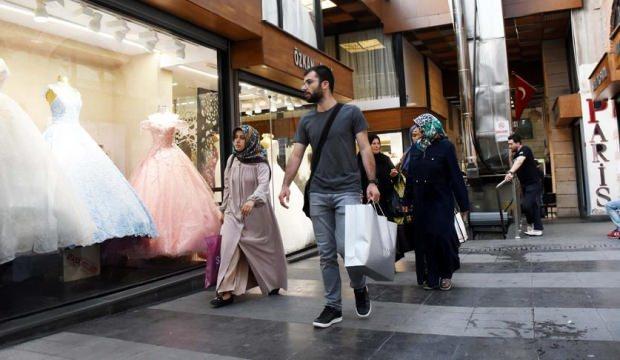 'Düğün Çarşısı'nda Arap bereketi