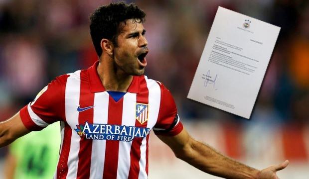 F.Bahçe'nin Diego Costa teklifi ortaya çıktı!