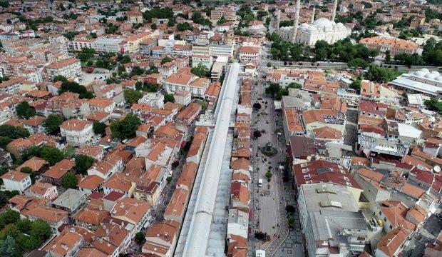 Mimar Sinan eseri çarşıda asırlık sesler
