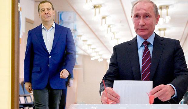 Rusya'da önemli gün! Fark atarak kazandı