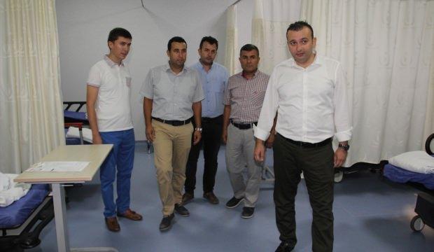 Erdemli Devlet Hastanesi'nin acil servisi yenileniyor