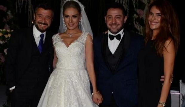 Eski Futbolcu Nihat Kahveci evlendi!