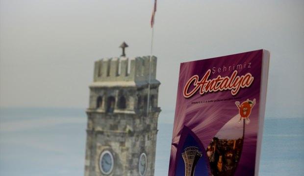 """""""Şehrimiz Antalya"""" kitabı ile kent bilinci oluşturulacak"""