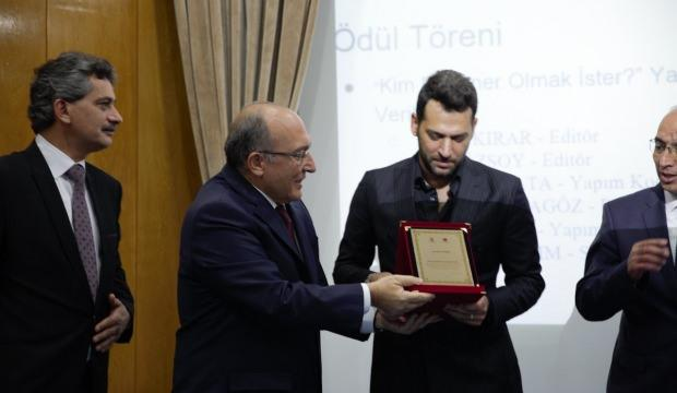 Murat Yıldırım'a büyük onur ödülü