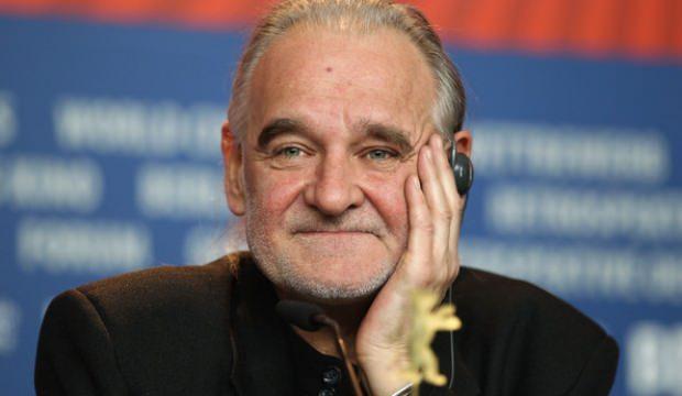 Ünlü yönetmen Bela Tarr Antalya'ya geldi
