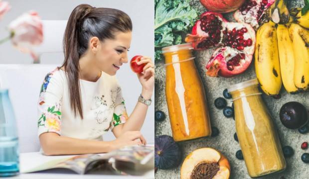 Ofis diyet programı! Masabaşı çalışanlar için diyet listesi