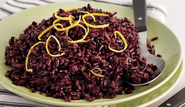 Siyah pirinç nedir? Siyah pirinçten pilav nasıl yapılır? Siyah pirinç pişirme teknikleri